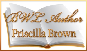 BWL badge Priscilla Brown