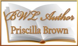 BWL badge Priscilla Brown